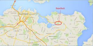 Auckland map 1